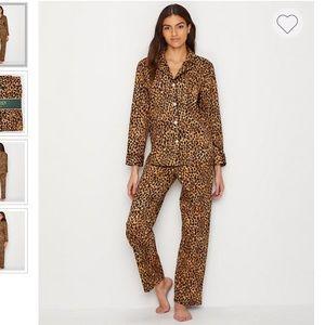 Leopard Pajamas